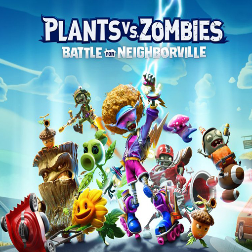 Plants vs Zombies Battle for Neighborville