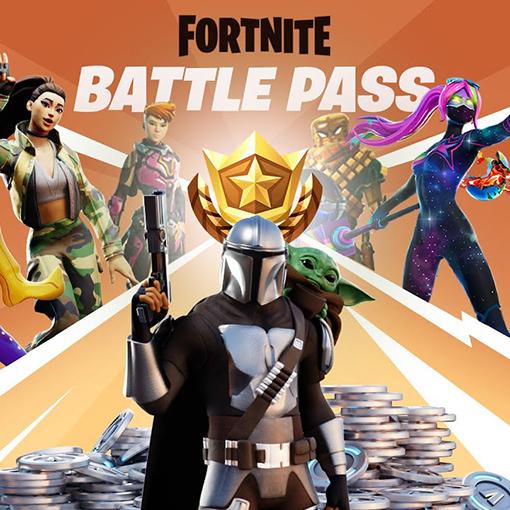 خرید بتل پس فورتنایت battle pass fortnite